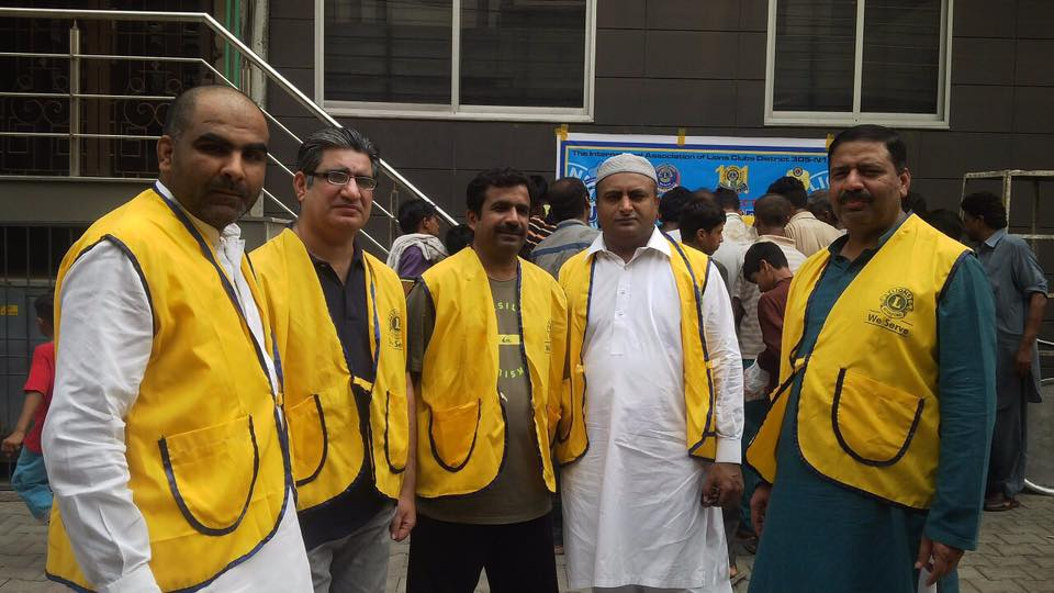 HUNGER RELIEF CAMP